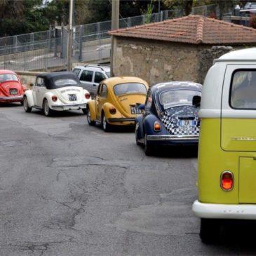 Maggiolini Partenopei a Gaeta: La meta di tutte le auto d'epoca