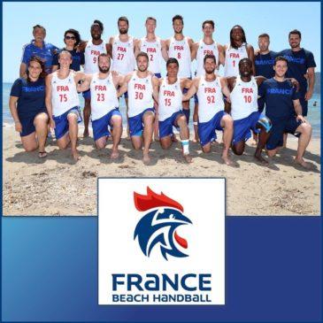 La nazionale Francese di HandBall a Gaeta per gli allenamenti