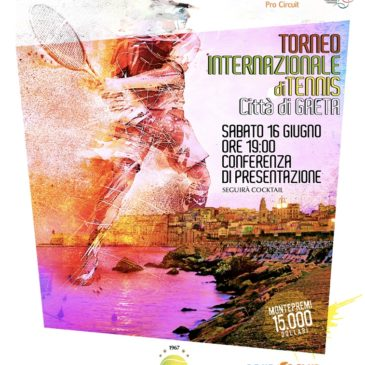 Torneo Internazionale (ITF) 2018 per la prima volta a Gaeta