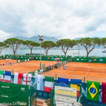 Parcheggio a Gaeta Medievale: la posizione del Circolo Tennis