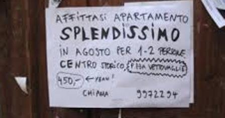 Gaeta: Partono i controlli sugli affitti stagionali in nero