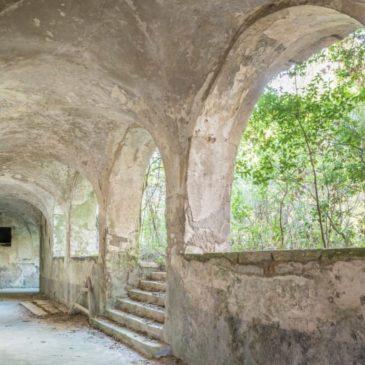 *FOTO* Gaeta l'ex Convento di San Domenico: Una fantastica opera abbandonata