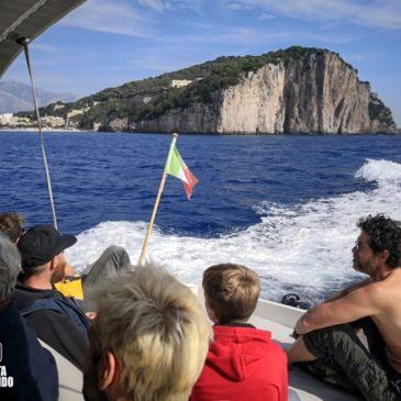 Siamo saliti a Bordo dello Yacht di Gassmann durante le riprese: ecco le foto