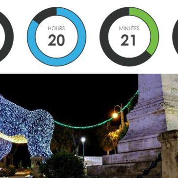 Luminarie 2018 2019 a Gaeta: Ecco il conto alla rovescia – Ci Siamo!