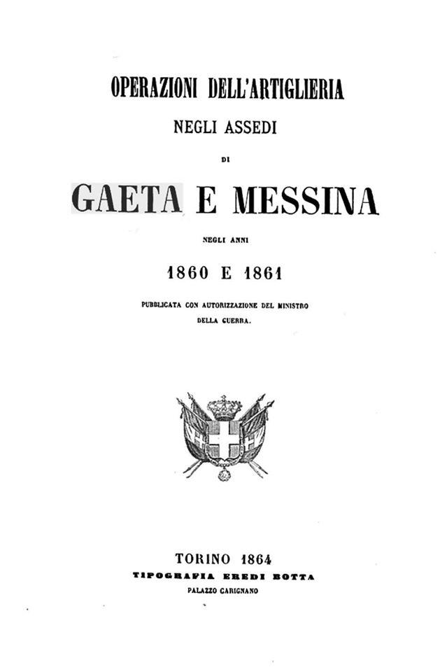 Gaeta e Messina 1860 1861