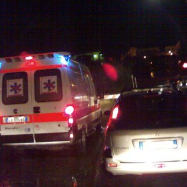Gaeta: un'altra vittima sulla SS Flacca zona Santa'Agostino di fronte noto locale