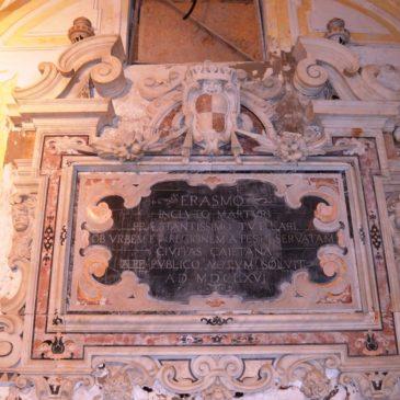 Gaeta Centro Storico: Aggiunta una nuova galleria Fotografica. La Cripta di Sant'Erasmo