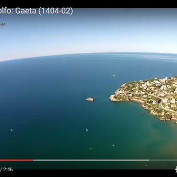 *VIDEO* In Volo su Gaeta: Un bellissimo video ripreso da un Drone sul Golfo di Gaeta