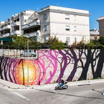 Gaeta Memorie Urbane – Street Art Festival presenta Art on the Street Fotografie di Martha Cooper