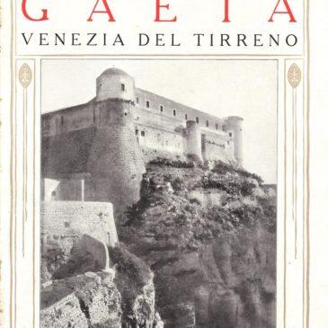 """Gaeta Revival: Dicono di noi, una vecchia copertina de """"Le cento città d'Italia Illustrate"""""""