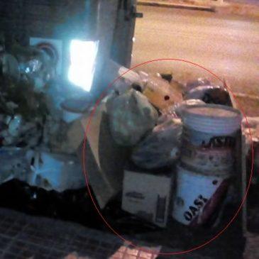 Gaeta Rifiuti abbandonati: Attiva la task force e multe salate