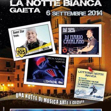 Notte Bianca a Gaeta: deroga alle ordinanze di chiusura esercizi commerciali