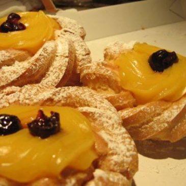#Ricette Prodotti tipici di Gaeta: ZEPPOLE DI SAN GIUSEPPE