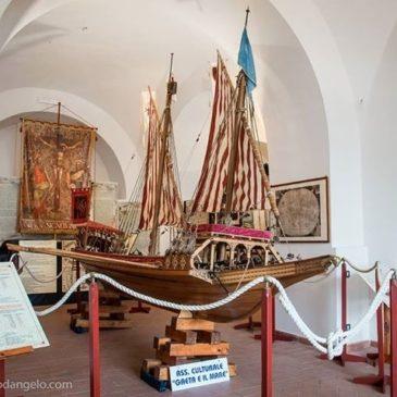 Avviso: la mostra Gaeta e il Mare rimarrà aperta fino al 7 settembre in occasione della Notte bianca di Gaeta