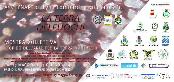 """""""LA TERRA DEI FUOCHI"""" Mostra al Museo Diocesano di Gaeta"""