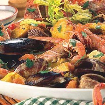 #Ricette Prodotti tipici di Gaeta: Zuppa di Pesce