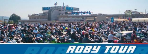 RobyTour 2014: 10.000 presenze per il Raduno dell'Anno