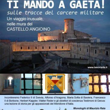 Gaeta: Apertura del Castello Angioino anche a Settembre!