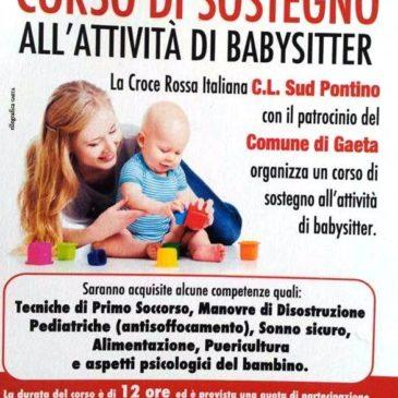 Gaeta: Corso di sostegno per attività di BabySitter