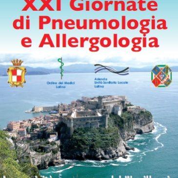 Gaeta: XXI Giornate di Pneumologia e Allergologia