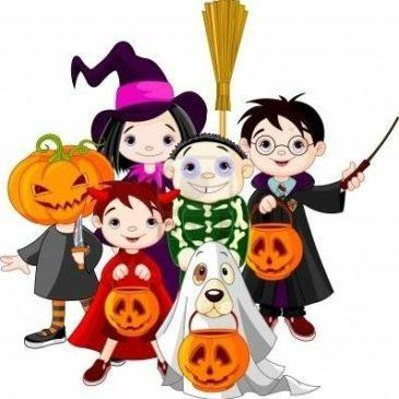 Gaeta: mostruosa festa di halloween presso Villa Traniello