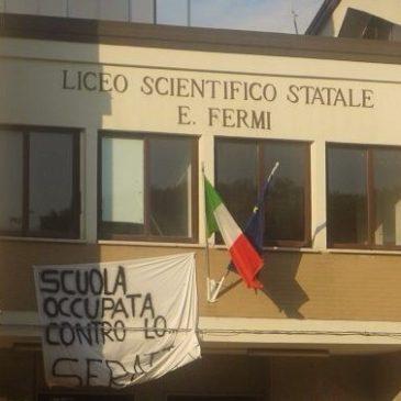 Gaeta: Il liceo Fermi non può trasferirsi.