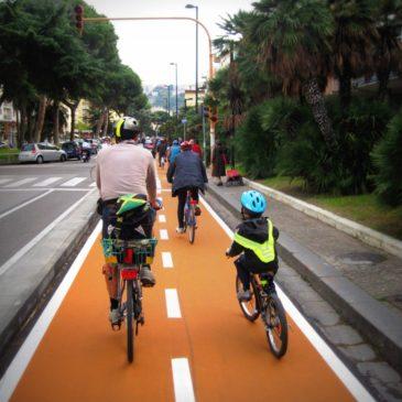 Gaeta: Pista ciclabile in via Firenze. Iniziano i lavori