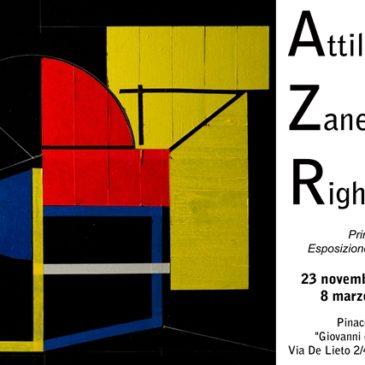 Gaeta: Mostra Zanetti Righi presso Pinacoteca Comunale in occasione del Porticato Gaetano in corso