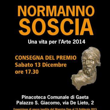 Gaeta Mostra Normanno Soscia : aperta fino al 31 marzo 2015