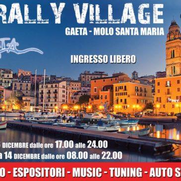 #Eventi Gaeta: Rally di Sperlonga – Sabato 13 e Domenica 14 Dicembre 2014