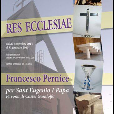 """Gaeta Vecchia: mostra """"Res Ecclesiae"""""""