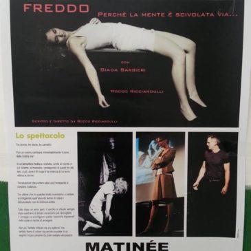Gaeta: Matinée Teatrale del Fermi dedicato alla Giornata Mondiale contro la violenza alle donne