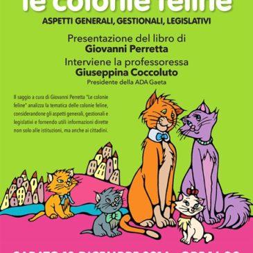 Le colonie feline: Aula Consiliare del palazzo Comunale di Gaeta