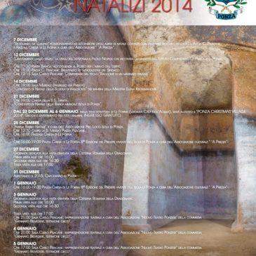 Ponza Eventi Natalizi 2014