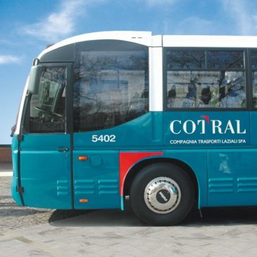 Bus Cotral modificano il percorso: non passeranno più da Gaeta