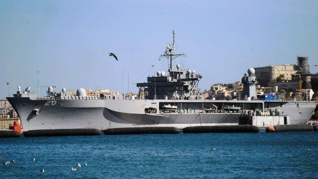 """Gaeta: Open House, sarà possibile visitare la """"Nave Americana"""" USS Mount Whitney"""