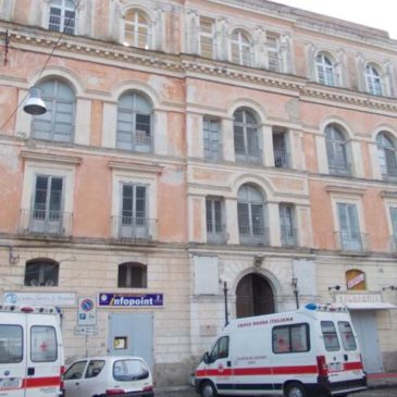 Antico Palazzo Comunale di Gaeta: Progetto definitivo da €90.000