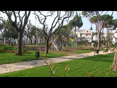 Gaeta: Intitolata la villetta comunale a Pietro Palombo, Maestro di Sport e di Vita