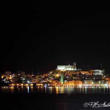 *FOTO* Gaeta Medievale in notturna