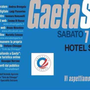 """Gaeta: con l'evento GAETA SMART, nasce """"Obiettivo Comune"""""""