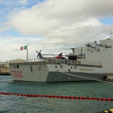 Gaeta: Visita Fotografica Virtuale alla nave Carlo Margottini