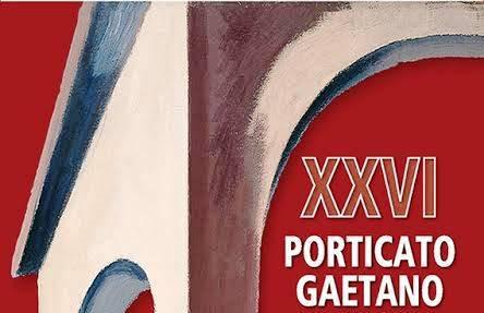 XXVII Porticato Gaetano: finissage e premiazione svoltasi il 21 febbraio 2016