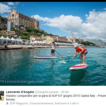 GAETA: CAMPIONATO ITALIANO SUP RACE/WAVE GIUGNO 2015