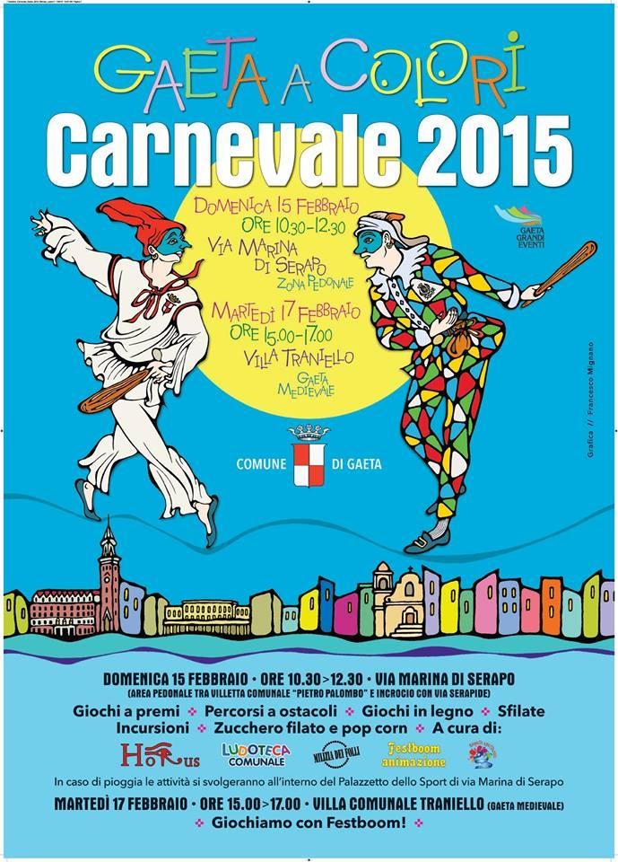 gaeta Games carnevale a gaeta 2015