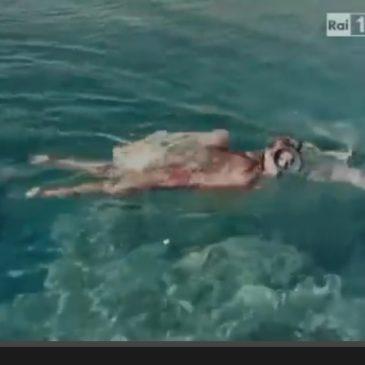 *VIDEO* Sophia Loren a Ponza: rarissimo filmato