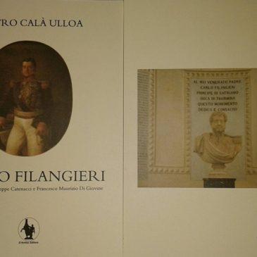 """Gaeta Vivil'Arte 2015 presenta """"Carlo Filangieri"""" di Pietro Calà Ulloa"""