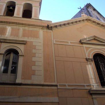 Gaeta: visita alla chiesa della Sorresca