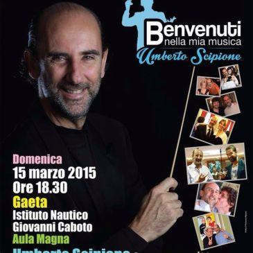 Gaeta Umberto Scipione: incontro con l'autore