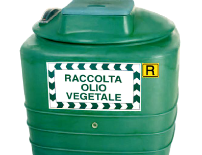 Gaeta: Vietato gettare l'olio di natura domestica negli scarichi, utilizzare il punto di raccolta sito in…