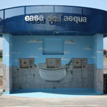 Gaeta: distributori di acqua potabile refrigerata gassata e naturale in Via Monte Tortona e Villa delle Sirene